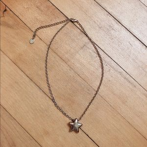 Claire's Star Necklace